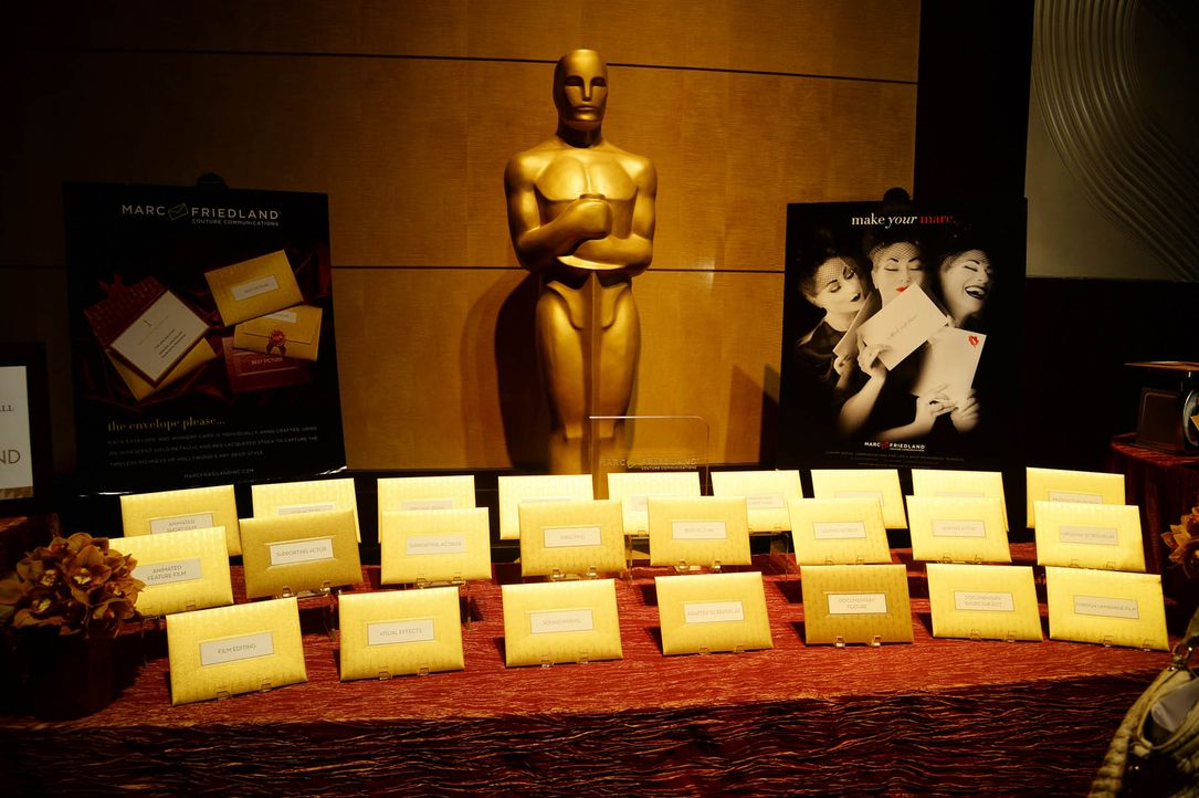 Oscars-Food-and-Decor-Preview-15-02-04-10-AFP - Bildquelle: AFP