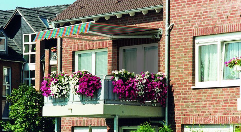 Balkonmarkisen Anbringen Immer Erlaubt Sat 1 Ratgeber