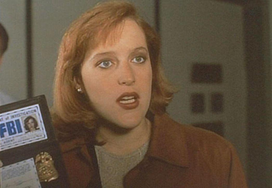 Ein 150 Jahre alter Fall könnte Scully (Gillian Anderson) sehr weiterhelfen - sie geht der Spur nach ... - Bildquelle: TM +   Twentieth Century Fox Film Corporation. All Rights Reserved.