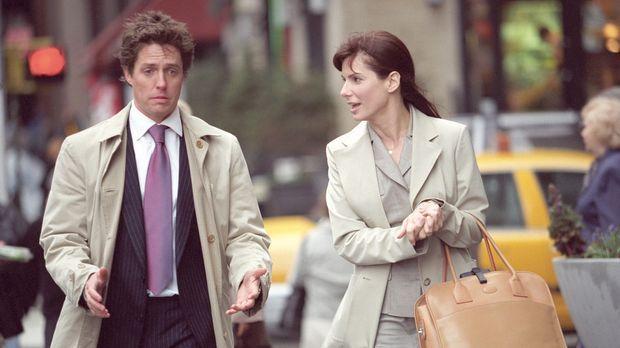 Ein Chef zum Verlieben - Seit Monaten behandelt der egozentrische Chef, Milli...