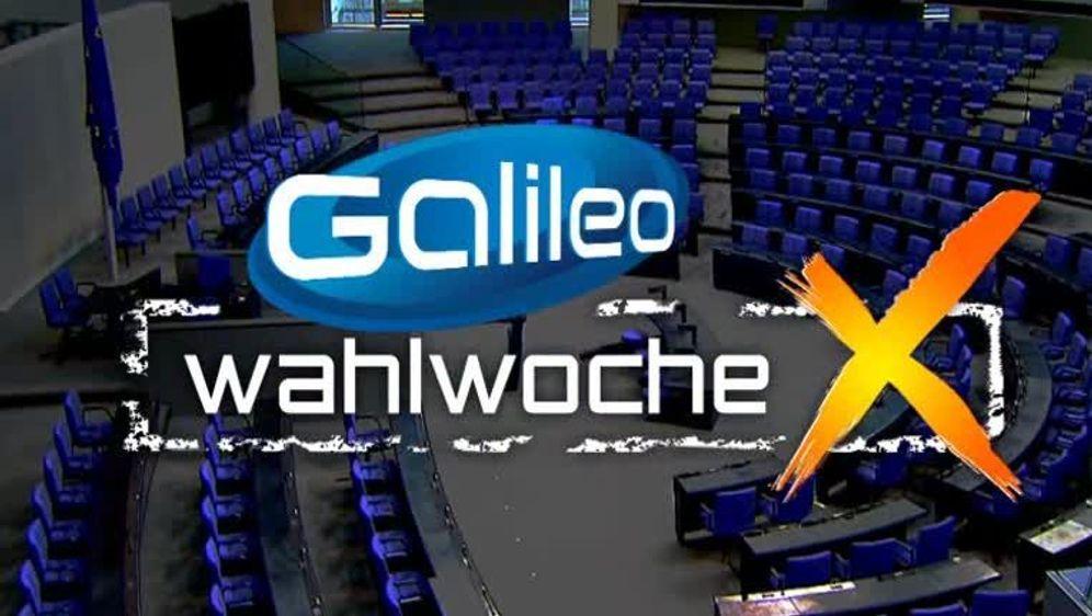 Galileo Wahlwoche
