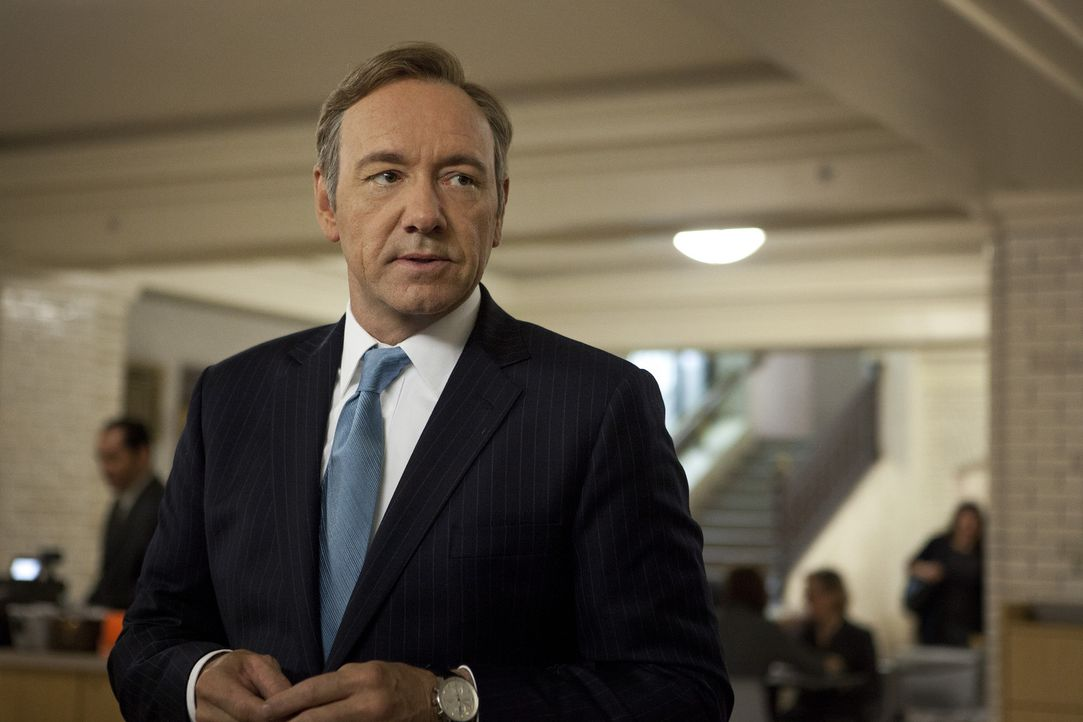 Für seine politische Karriere in Washington D.C ist der machtgierige Kongressabgeordnete Francis Underwood (Kevin Spacey) zu fast allem bereit. - Bildquelle: 2013 MRC II Distribution Company L.P. All Rights Reserved.
