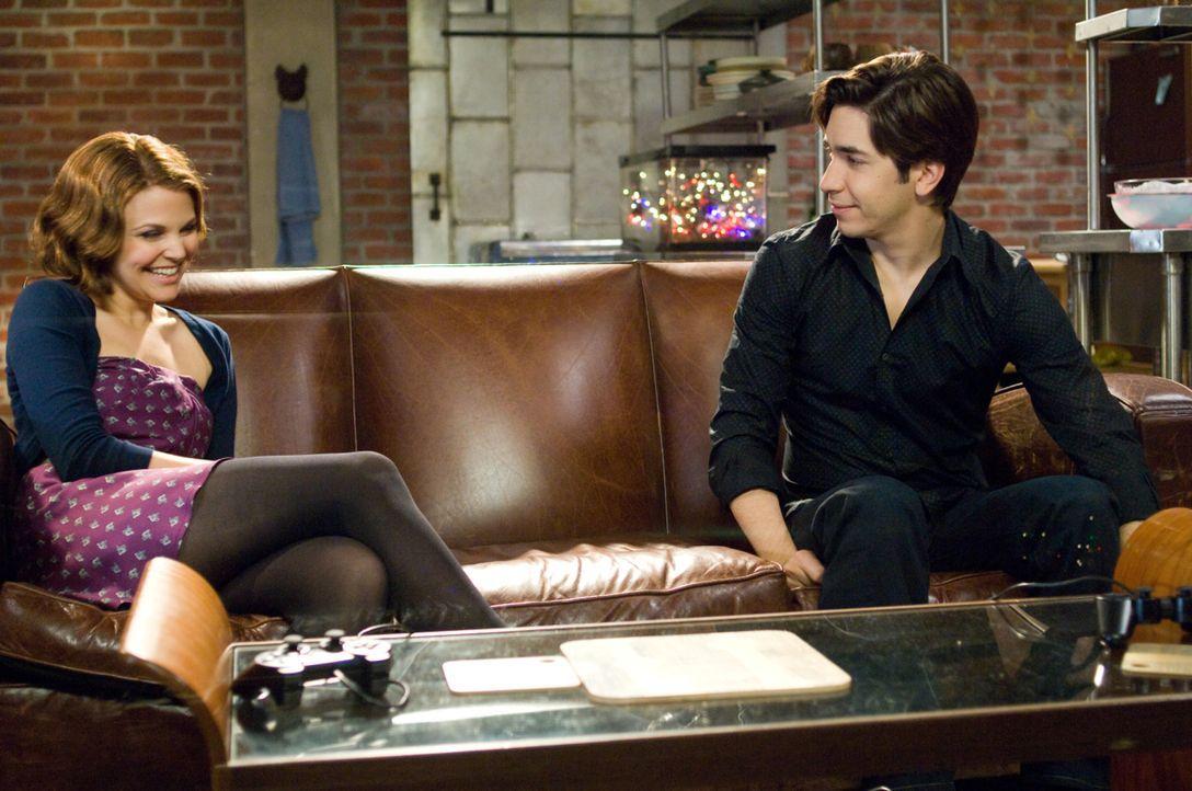 Werden Gigi (Ginnifer Goodwin, l.) und Alex (Justin Long, r.) zueinanderfinden? - Bildquelle: Warner Brother