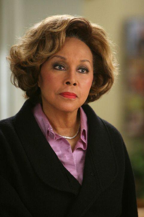 Will unbedingt mit Cristina sprechen und lässt sich nicht davon abhalten: Jane Burke (Diahann Carroll) ... - Bildquelle: Touchstone Television