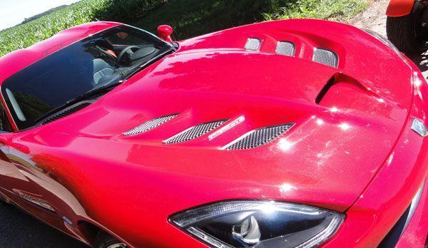 Dodge Viper - Bildquelle: kabel eins
