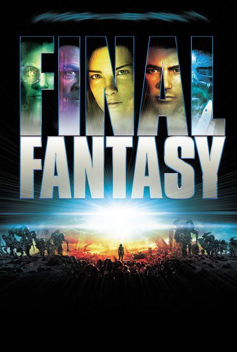 FINAL FANTASY - DIE MÄCHTE IN DIR - Plakatmotiv - Bildquelle: 2003 Sony Pictures Television International. All Rights Reserved.