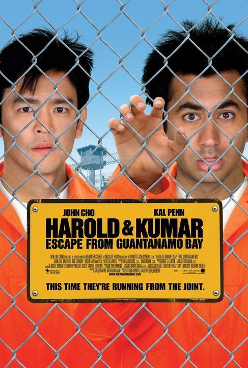 HAROLD AND KUMAR 2 - Plakatmotiv - Bildquelle: Warner Brothers