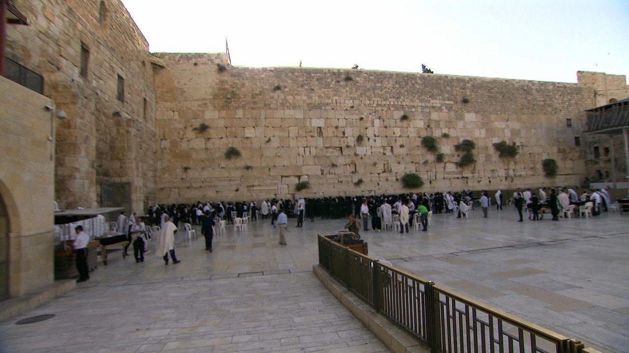 Mission Wissen Weltweit - Mauern