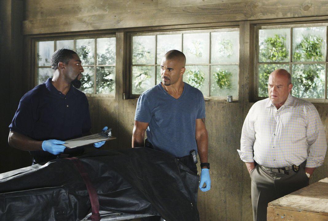 Das BAU-Team reist nach Tallahassee, um einen tätowierten Serienkiller zu identifizieren, nachdem er Selbstmord begangen hat. Allerdings gibt es Hi... - Bildquelle: Touchstone Television