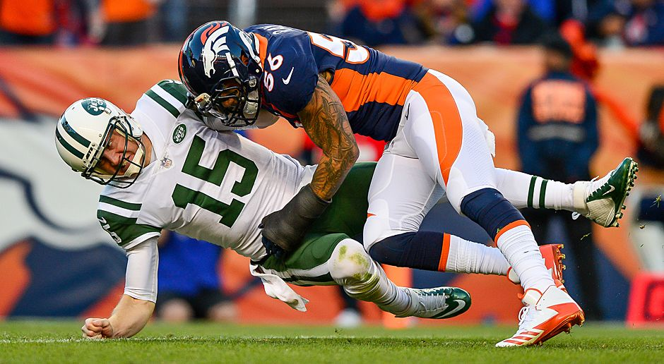 Shane Ray (Denver Broncos) - Bildquelle: 2017 Getty Images