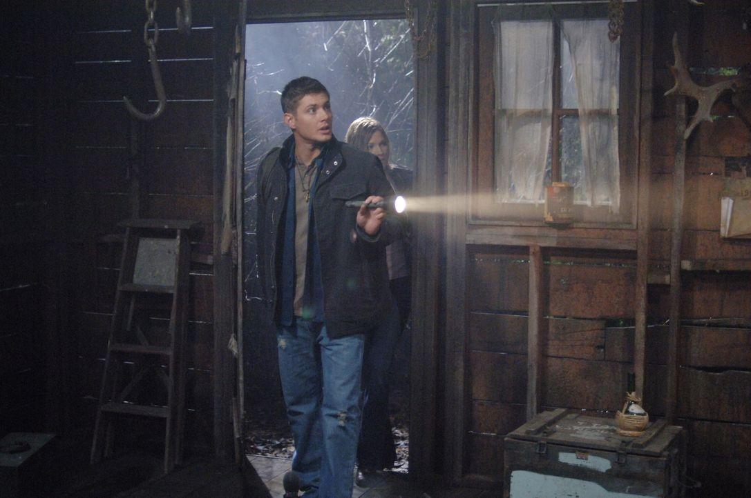 Im Kampf gegen das Übernatürliche: Dean Winchester (Jensen Ackles) ... - Bildquelle: Warner Bros. Television