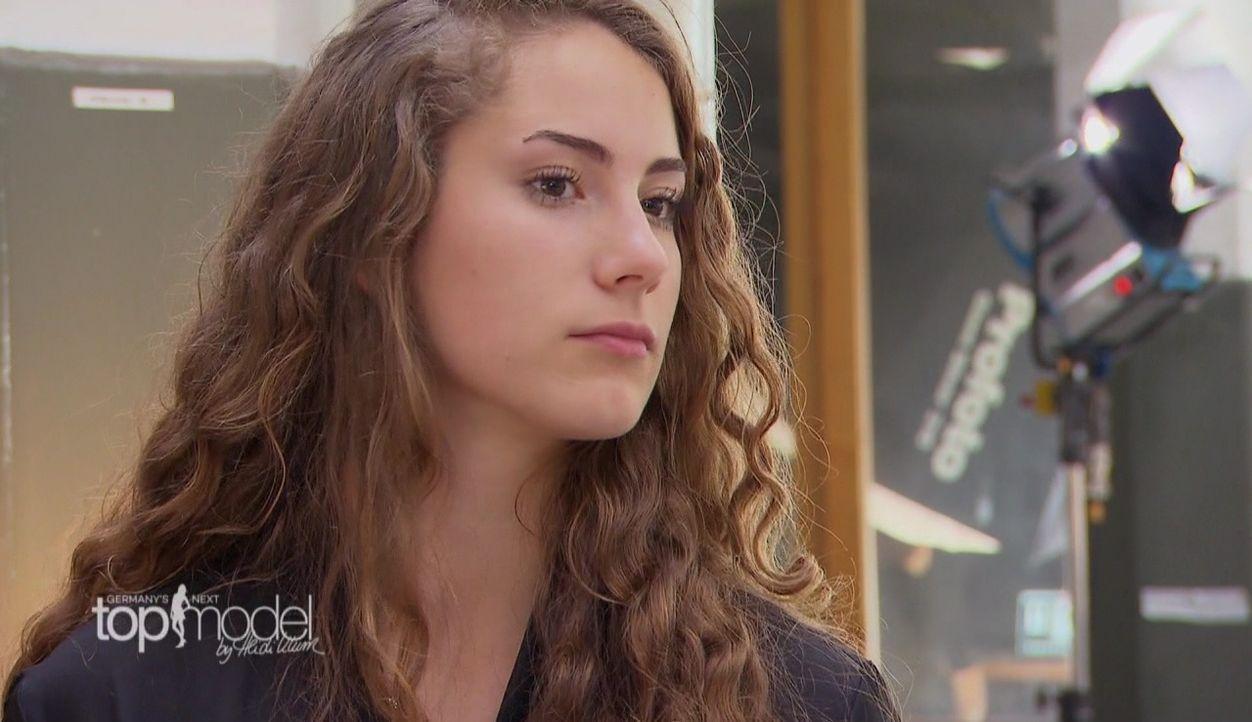 GNTM-S12-Sendung01-Casting-Muenchen9 - Bildquelle: ProSieben
