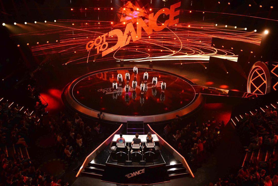 Got-To-Dance-Soulfly-14-SAT1-ProSieben-Willi-Weber - Bildquelle: SAT.1/ProSieben/Willi Weber