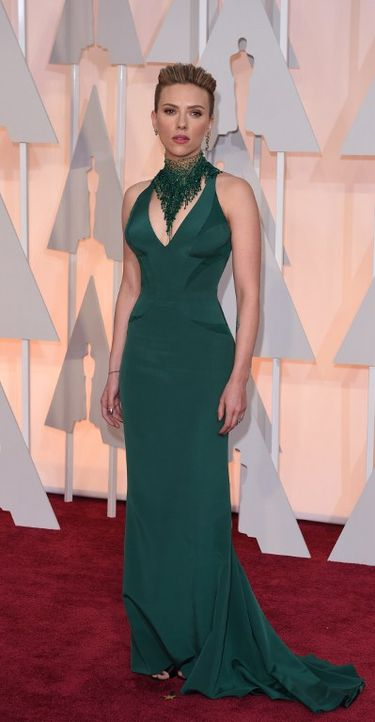 Oscars 2015: Scarlett Johansson - Bildquelle: AFP