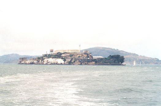 Inside USA - Anstelle von Häftlingen zieht die Insel Alcatraz in der San Fran...