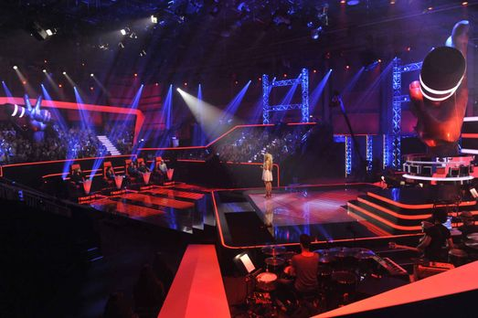 The Voice of Germany - Wer kann Nena, Rea Garvey, THE BOSSHOSS und Xavier Nai...
