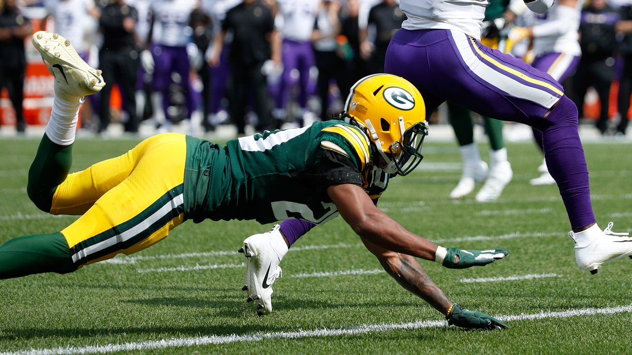 Kevin King (Green Bay Packers) - Bildquelle: 2018 Getty Images