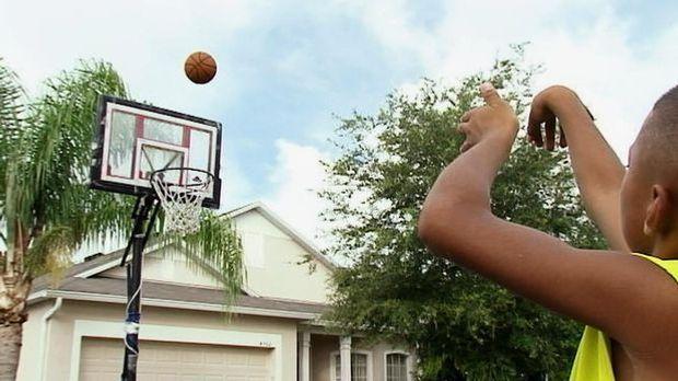 Webphänomen - Basketballkid