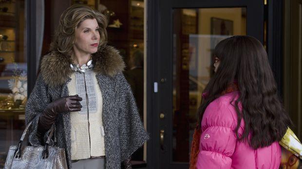Als Betty (America Ferrera, r.) Matts Mutter kennen lernt, muss sie sogleich...