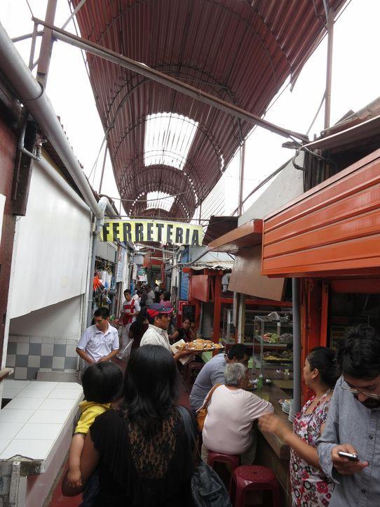 Auf seiner kulinarischen Reise begibt sich Anthony Bourdain nach Peru. Ein ganz besonderes Erlebnis ... - Bildquelle: 2013 Cable News Network, Inc. A TimeWarner Company. All rights reserved.