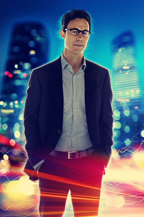 Dr. Harrison Wells (Tom Cavanagh)