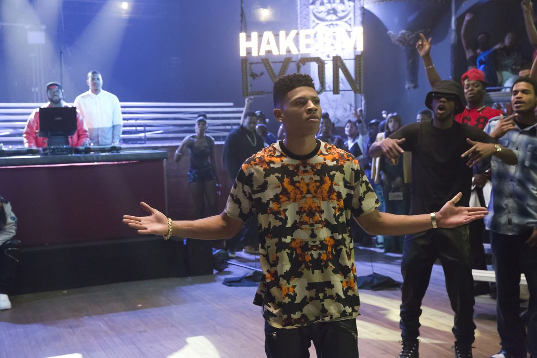 Nachdem Lucious seinen Sohn Hakeem (Bryshere Y. Gray) provoziert hat, schlägt dieser zurück - zum Leidwesen seines Vaters ... - Bildquelle: Chuck Hodes 2015-2016 Fox and its related entities.  All rights reserved.