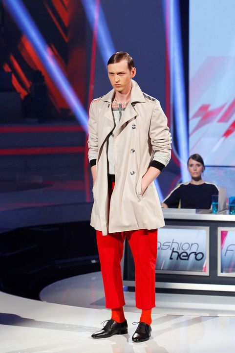Fashion-Hero-Epi05-Show-11-ProSieben-Richard-Huebner - Bildquelle: Richard Huebner