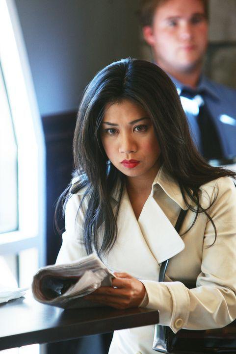 Ein neuer Fall beschäftigt NCIS Special Agent Michelle Lee (Liza Lapira.) ... - Bildquelle: CBS Television