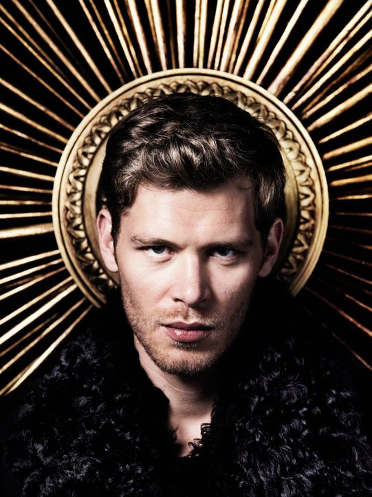 Joseph Morgan als Klaus - Bildquelle: Warner Bros. Entertainment Inc.