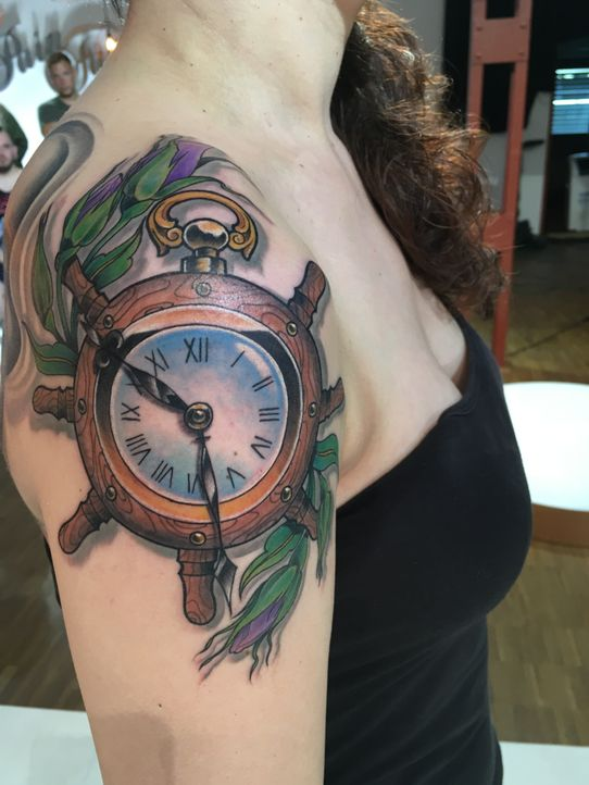 Pain & Fame Tattoos Folge 2 - 11 - Bildquelle: RedSeven