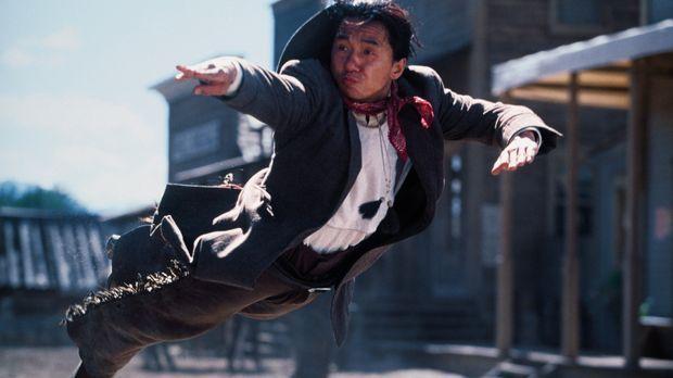 Glücklicherweise hat Chon (Jackie Chan) einige außerordentliche Martial-Arts-...