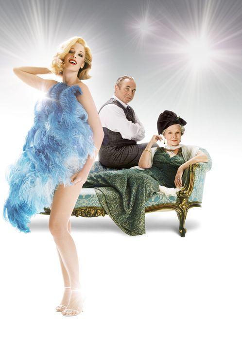 Lady Henderson präsentiert - Artwork - Bildquelle: The Weinstein Company All rights reserved