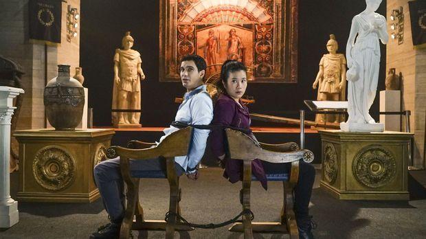 Scorpion - Scorpion - Staffel 3 Episode 5: Nachts Im Museum