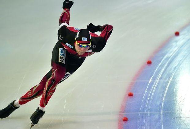 Sprint-EM: Bronze für Eisschnellläufer Nico Ihle