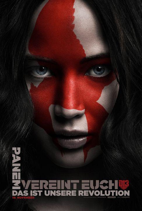 Mockingjay 2: Katniss - Bildquelle: Studiocanal