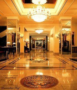 GW geliebte schwestern hotel russischer hof