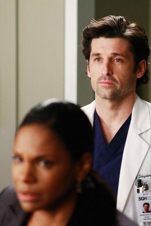 Naomi (Audra McDonald, l.) und Addison bringen Archer ins Seattle Grace. Er ist sehr, sehr krank und die einzigen, die sein Leben retten können, si... - Bildquelle: Touchstone Television