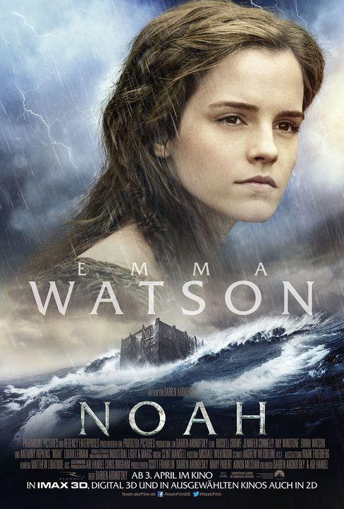 Noah Character Poster Emma Watson - Bildquelle: Paramount
