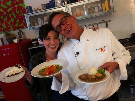Kathy und Dirk