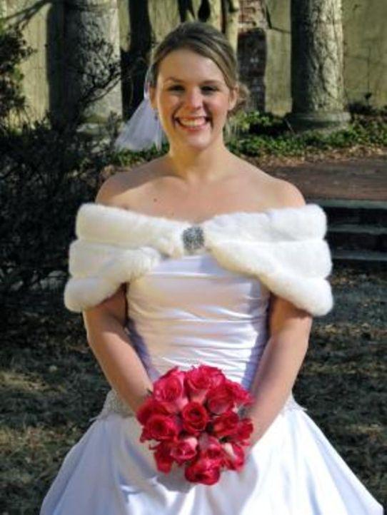Die Siegerin gewinnt traumhafte Luxus-Flitterwochen, natürlich mit ihrem neuen Ehemann. Ist Jena die Glückliche? - Bildquelle: 2009 Discovery Communications, LLC