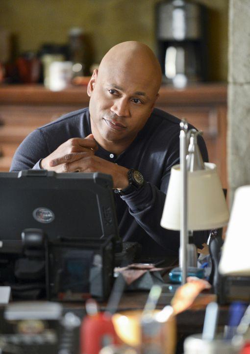 Im Einsatz, um die nationale Sicherheit zu wahren: Sam (LL Cool J) ... - Bildquelle: CBS Studios Inc. All Rights Reserved.