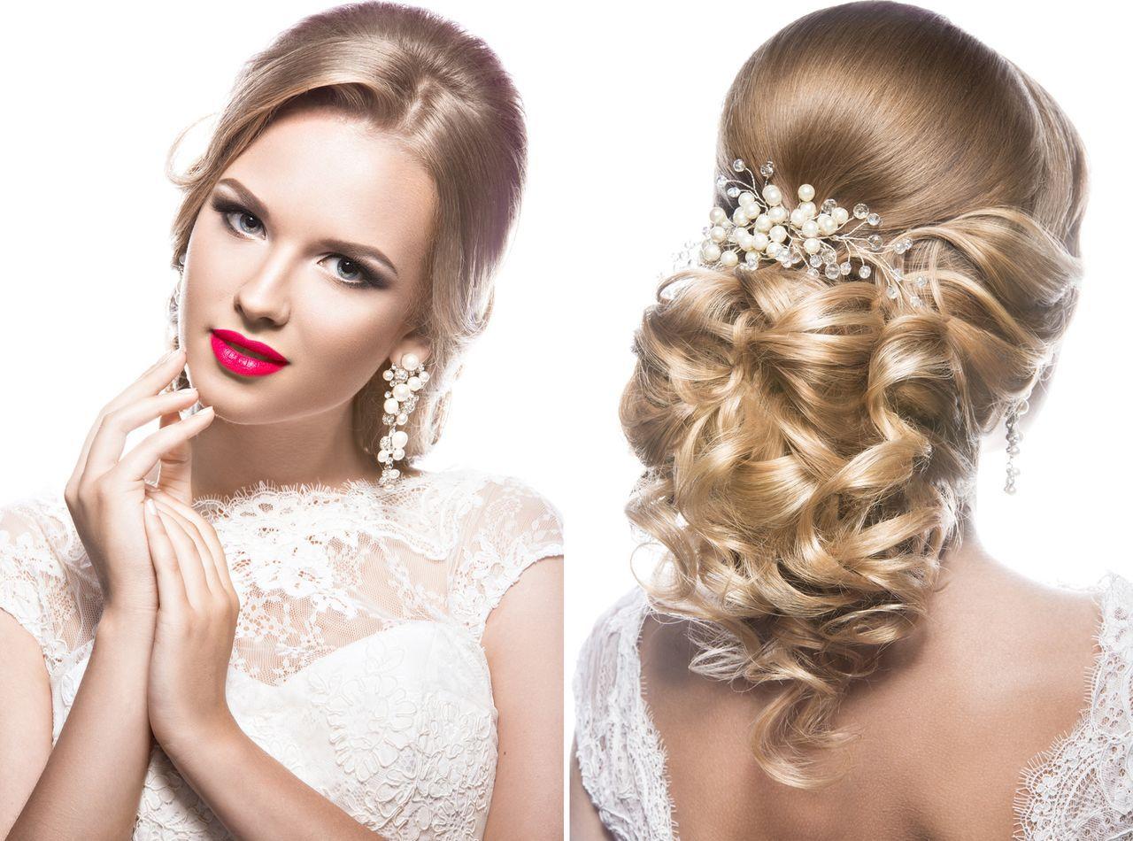 Die Schönsten Brautfrisuren Ganz In Weiß Sat1