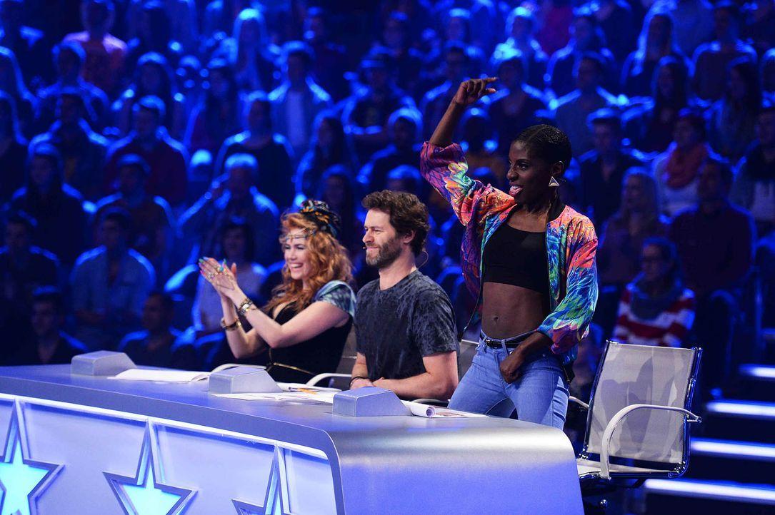 Got-To-Dance-Bronx-Sistas-04-SAT1-ProSieben-Willi-Weber - Bildquelle: SAT.1/ProSieben/Willi Weber