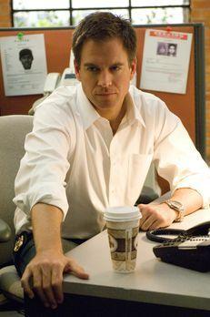 Navy CIS - Arbeitet an einem neuen Fall: Anthony DiNozzo (Michael Weatherly)...