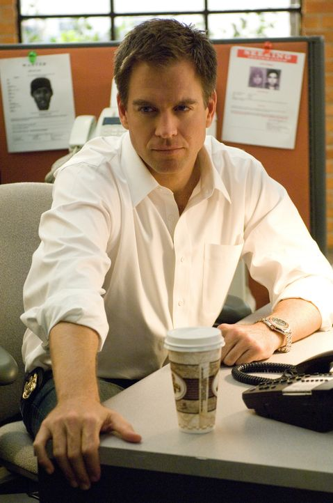 Arbeitet an einem neuen Fall: Anthony DiNozzo (Michael Weatherly) ... - Bildquelle: CBS Television