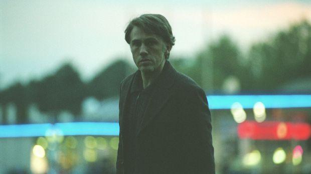 Richard Seemann (Christoph Waltz), der mutmaßliche Mörder von Bernhard Jungha...