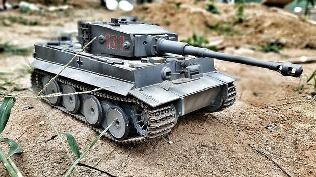 Spielzeug-Battle_Panzer