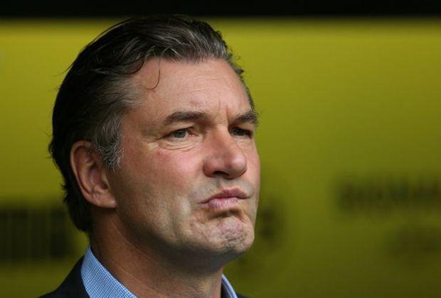 BVB-Sportdirektor Michael Zorc kritisiert Sporting