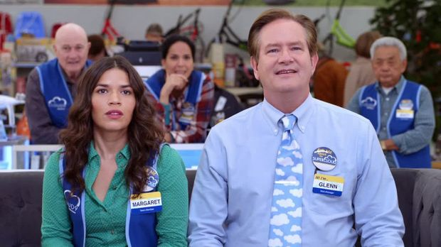 Superstore - Superstore - Staffel 2 Episode 11: Der Club Der Optionslosen