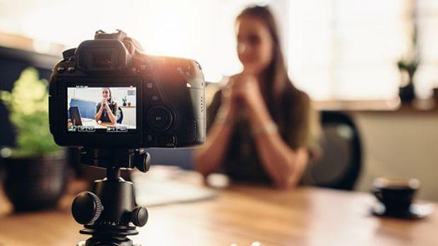 Als professioneller Influencer brauchst du eine professionelle Kamera